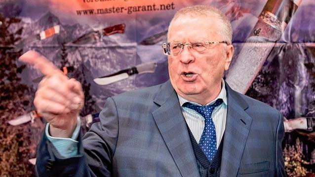 """""""Лапал так, что руки тряслись"""": журналист рассказал о приставаниях Жириновского"""