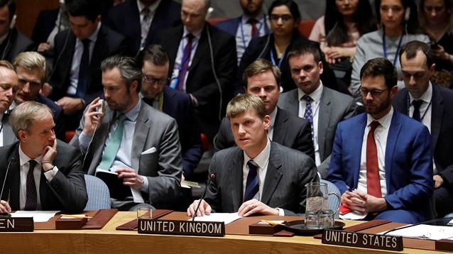 Британия обвинила Россию в нарушении Конвенции о запрещении химоружия