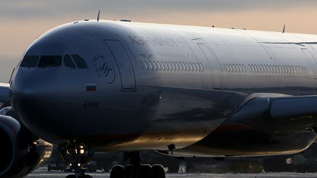 Британская полиция устроила досмотр прибывшего из Москвы в Лондон самолета