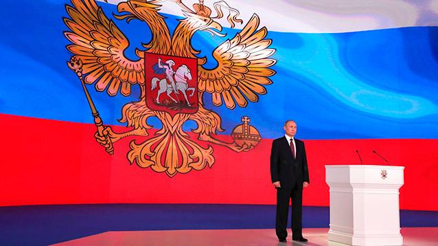 Кремль удовлетворен эффектом от военно-оружейного послания Путина