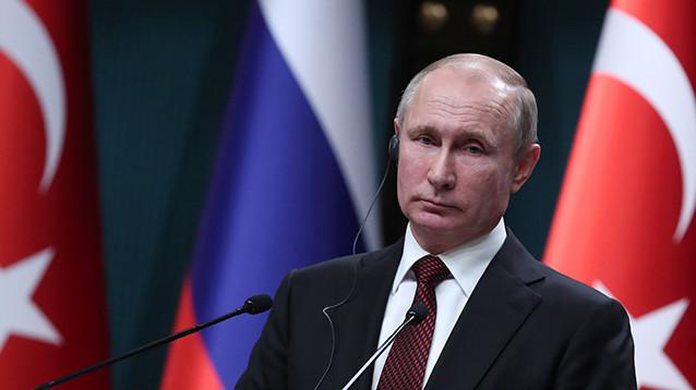 """Путин надеется, что ОЗХО поставит """"окончательную точку"""" в деле Скрипаля"""