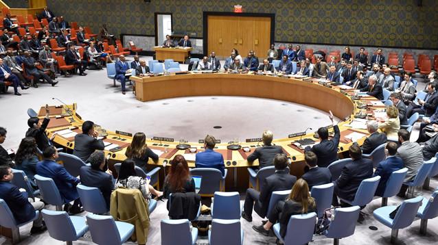 Россия наложила вето в Совбезе ООН на проект резолюции США по расследованию химатак в Сирии