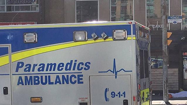 Во время наезда фургона на пешеходов в Торонто пострадала пожилая россиянка
