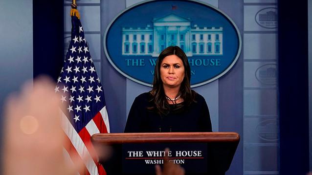 Белый дом: новых санкций сегодня не будет