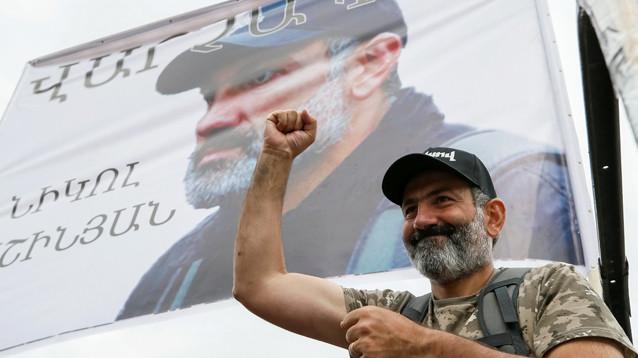 Три парламентские партии Армении поддержат лидера оппозиции на выборах премьера