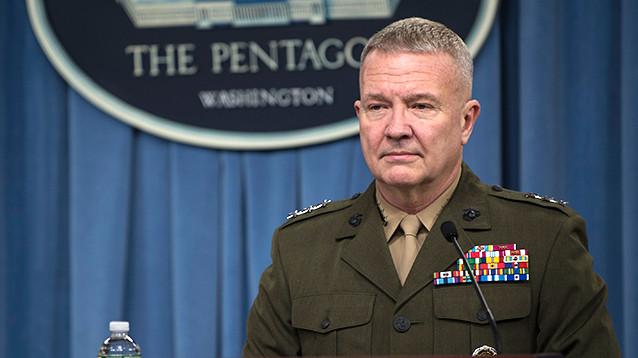 Пентагон объяснил слова Трампа о выводе войск из Сирии