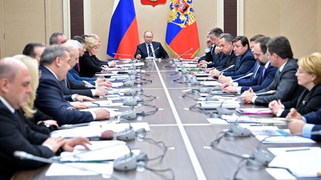 Кремль и кабмин отчитались о доходах: Путин обогатился от продажи земли