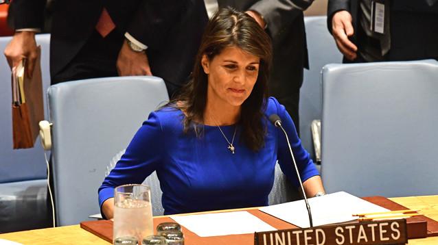"""""""Их почувствуют все"""": постпред США анонсировала санкции"""