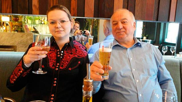 Племянница Скрипаля рассказала о планах забрать его дочь Юлию из Британии