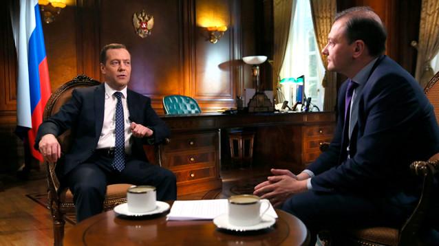 Медведев впервые признал, что кабмин готовится к повышению пенсионного возраста