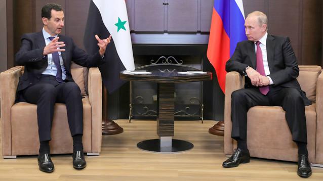 Асад пообещал направить в ООН представителей для работы над новой конституцией Сирии