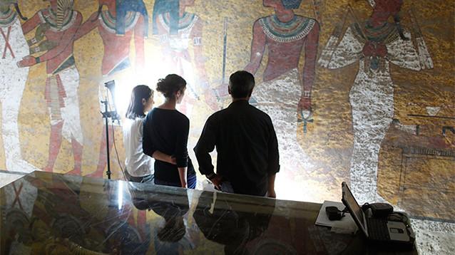 Власти Египта признали отсутствие потайных комнат в гробнице Тутанхамона