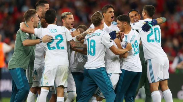 """Мадридский """"Реал"""" выиграл Лигу чемпионов. Бэйл забил через себя (ВИДЕО)"""
