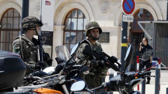 На вокзале в Марселе задержали чеченца с материалами для изготовления бомбы