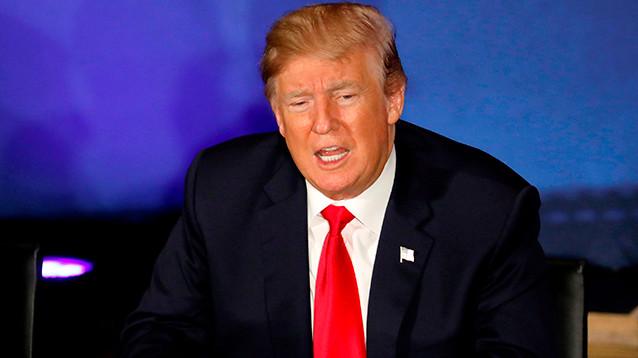 """Трамп сообщил точную дату и место """"долгожданной"""" встречи с Ким Чен Ыном"""
