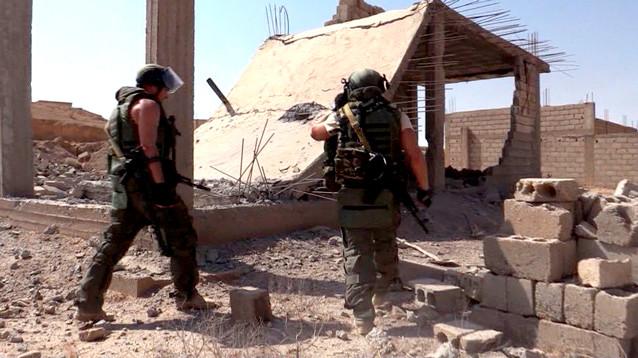 Правозащитники сообщили о гибели в Сирии девяти россиян