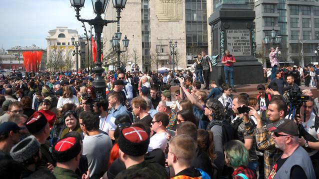 Бившие протестующих казаки будут дежурить и на чемпионате мира по футболу