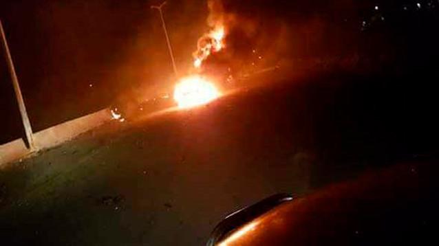 Reuters сообщил об авиаударах Израиля по позициям сирийской армии в пригороде Дамаска