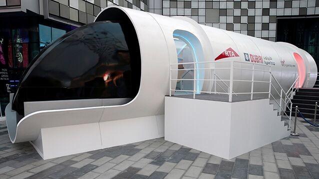 Илон Маск: поездка на сверхскоростном подземном поезде   будет стоить 1 доллар