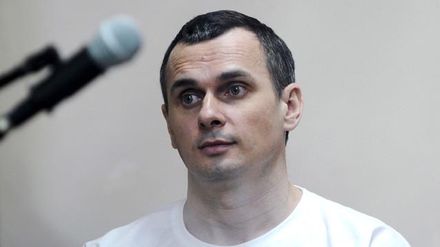 У Олега Сенцова начались проблемы с почками и сердцем