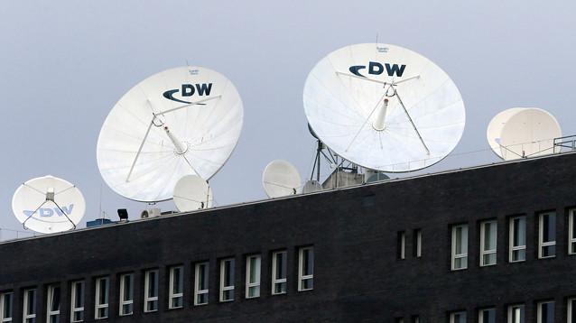 В Совфеде допустили прекращение вещания Deutsche Welle в России
