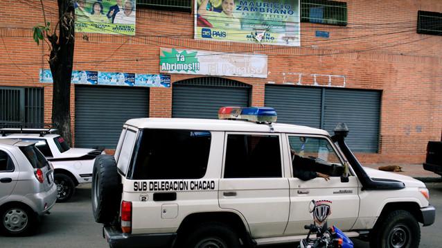 В Венесуэле 17 человек погибли из-за взрыва гранаты со слезоточивым газом в клубе