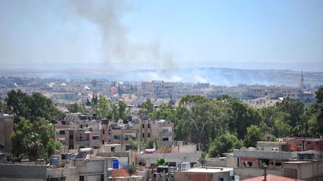 Правозащитники сообщили о гибели десятков человек от ударов РФ на юге Сирии