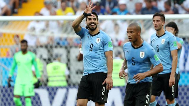 Россия после победы Уругвая оформила досрочный выход в плей-офф ЧМ-2018