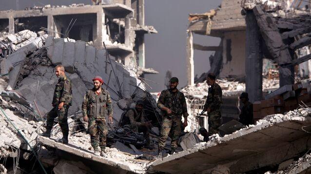 СМИ: Асад готовит масштабное наступление у границ с Израилем и Иорданией