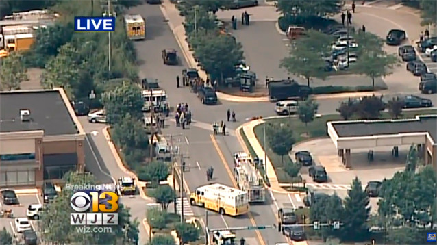 Во время стрельбы в редакции газеты в штате Мэриленд погибли по меньшей мере пять человек
