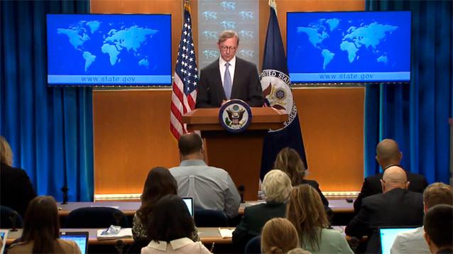 """США приступили к """"максимальному  давлению"""" на Иран"""