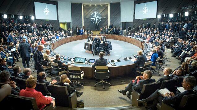 Участники саммита НАТО призвали РФ вывести войска из Молдавии, Украины и Грузии