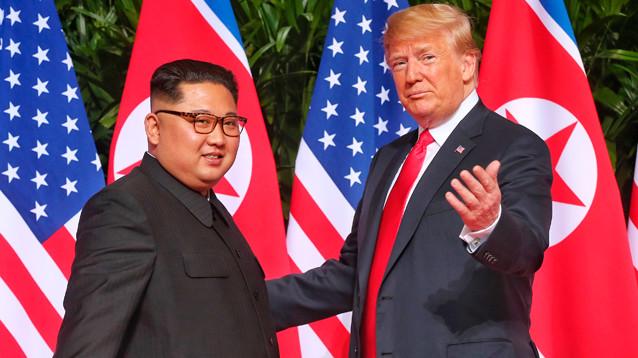 """Ким прислал Трампу письмо с обещаниями """"нового будущего"""""""