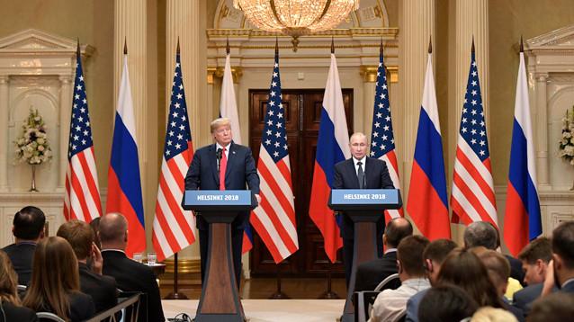 Путин предложил США допросить россиян по делу о вмешательстве в выборы