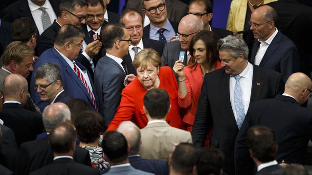 В ФРГ правящая коалиция договорилась о мигрантах. Закон подготовят до конца года