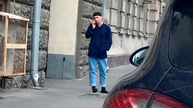 Задержан подозреваемый в нападении на полицейского у посольства Словакии