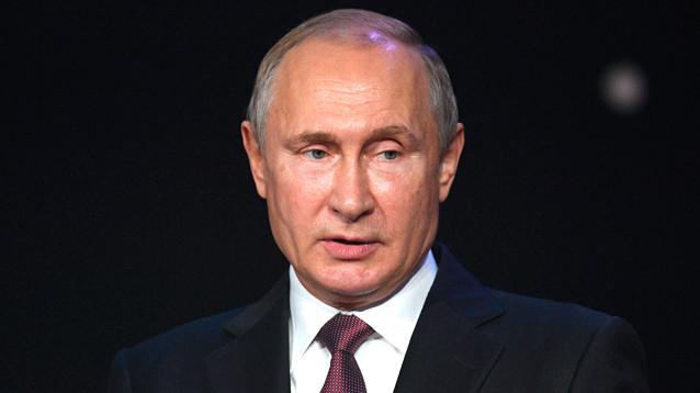 """Путин потребовал общих """"правил игры"""" в интернете"""