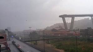 Число жертв обрушения моста в Генуе продолжает расти