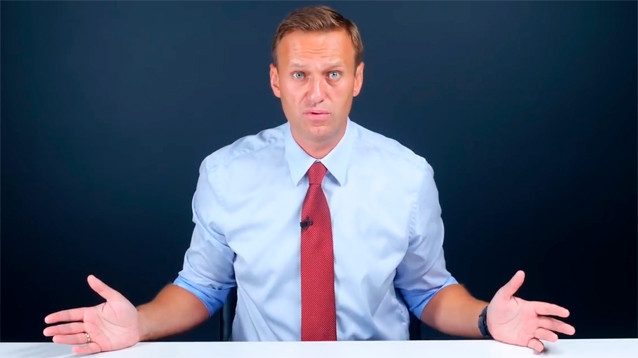 Навальный назначил акцию протеста на единый день голосования