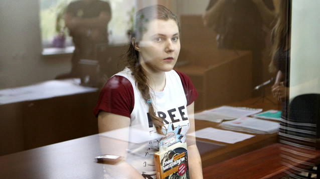 Суд перевел Павликову и Дубовик под домашний арест