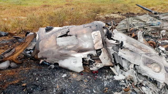 СК обнародовал ВИДЕО - от вертолета ничего не осталось. По 18 погибшим объявлен траур