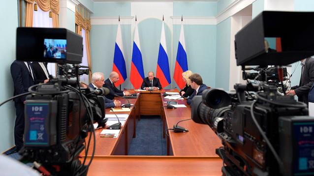 """Путин пообещал скорректировать пенсионную реформу, которая """"вряд ли могла понравиться"""""""