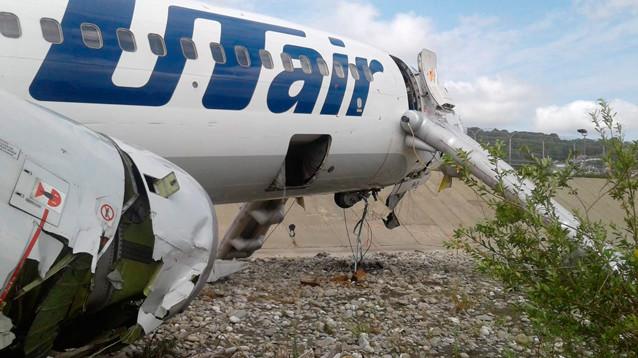 Подробности инцидента с самолетом в Сочи, версии и рассказы пассажиров