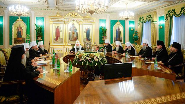РПЦ прекращает молитвенное поминовение патриарха Константинопольского
