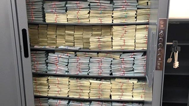 Принят закон, разрешающий передачу конфискованных у коррупционеров средств в ПФР
