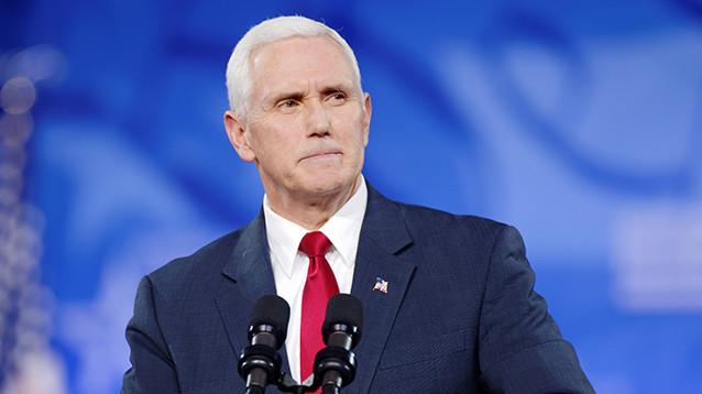 Вице-президент США Пенс жестко раскритиковал Китай