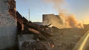 На заводе пиротехники в Гатчине произошел технологический взрыв. Есть жертвы