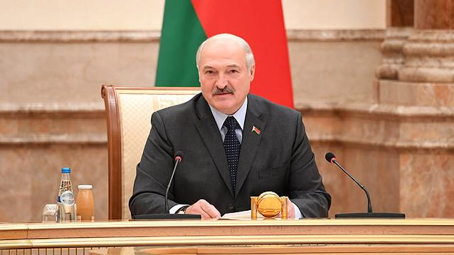 Лукашенко: Минск готов взять под контроль российско-украинскую границу