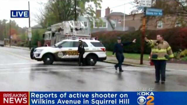 Антисемит устроил стрельбу в синагоге в Питтсбурге: есть убитые и раненые