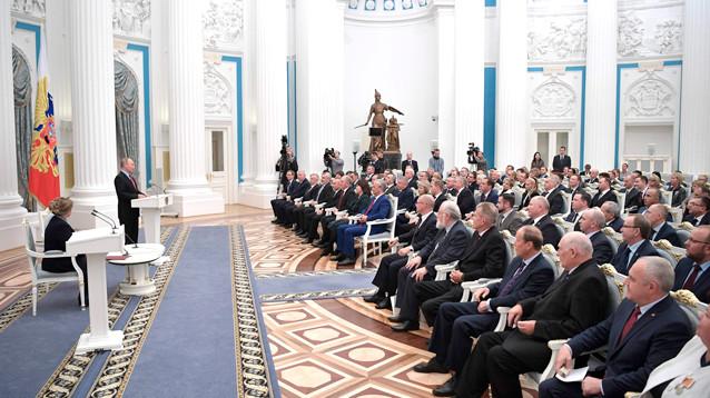 Путин одобрил идею держать осужденных террористов отдельно от других преступников